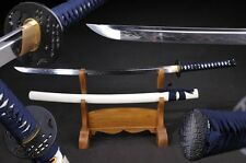 High Quality Handmade Japanese Samurai Sword T10 Steel Burning Blade Sword Sharp
