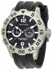 Nautica Men's N16600G Bfd 100 Multi Watch