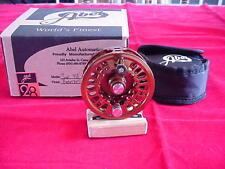 Abel Fly Reel Super 4N Bronze Trout Reel NEW GREAT