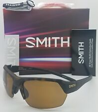 NEW Smith Tempo sunglasses Havana Chromapop Polarized Brown $199 interchange