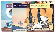 Teacher's Oversize Big Books TROLL FIRST-START LEGENDS Set of 3 Big Books
