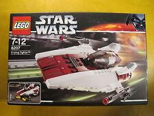Lego Star Wars- A Wing Fighter 6207- Neuf en boîte-New- Year 2006-