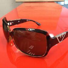 Emporio Armani EA 9545/S Sunglasses Havana V0873 Authentic 63mm