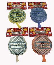 Self Inflating Whoopee Cushion Joke Prank Party Toy Fart Whoopie Balloon Gag