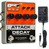 Electro-Harmonix ATTACK DECAY Tape Reverse Simulator Guitar Pedal - 9.6DC-200 PS