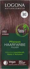 Logona Pflanzen-Haarfarbe Pulver 092 rotbraun  100 g