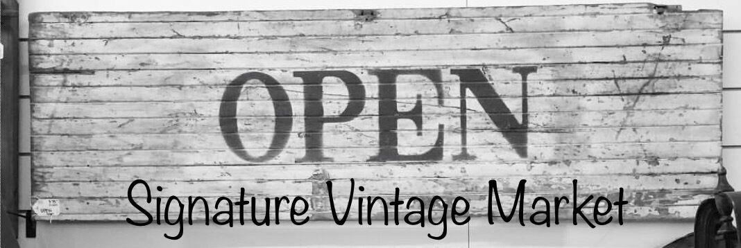 Signature Vintage Market