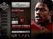 2014 Prestige Draft Big Board #17 Jadeveon Clowney  ( rf 21546)