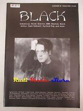 BLACK MAGAZINE 29/2002 Suzanne Machine in The Garden Chandeen Hadit Omenya No cd