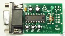 INTERFACCIA RS232 TTL  3V   rs 232  max3232 MONTATO 360