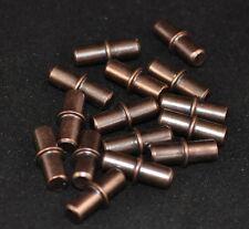 48 x bronze florentin Acier 5mm étagère Clous Pinces à linge Soutien Cuisine