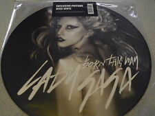 "Lady Gaga - Born This Way - Exclusive Picture 12"" Vinyl"