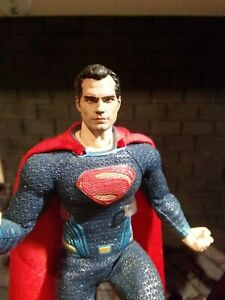 DC Multiverse BVS Superman/Henry Cavil head for MEZCO 1/12 Zack Snyder's cut