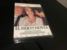 EL HIJO DE LA NOVIA DVD RICARDO DARIN HECTOR ALTERIO NORMA ALEA PRECINTADA NUEVA