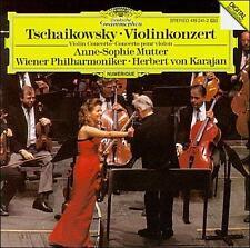 NEW Tchaikovsky: Violin Concerto (Audio CD)