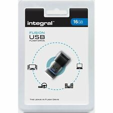 16GB FUSIONE FLASH DRIVE USB da Integral - The senza risciacquo flash drive