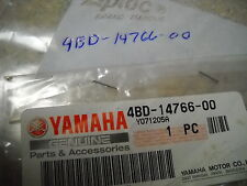 NOS OEM Yamaha Exhst Protector Washer 1991-2005 TTR90 XT225 YFM660 4BD-14766-00