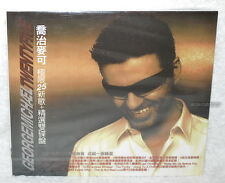 George Michael Twenty Five Taiwan CD w/BOX (republished ver.)
