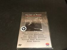 The Art of Piano Dvd Great pianists of the 20th Century Christian Labrande