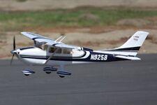 FMS Cessna 182 MK2 RTF Brushless EPO 2.4GHz, Lights - Blue