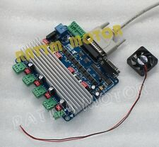 4 Axis CNC Stepper Motor Driver Controller Board TB6560 H type for CNC Router