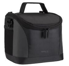 Riva SLR Tasche in Grau/Schwarz für Olympus E-450 Schutz Bag (7228)