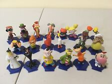 Cartoon Network Minifigures Gashapon Interlocking Dexter Billy Samurai Jack more