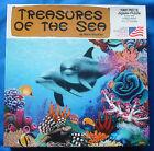 jigsaw puzzle 1000 pc Treasures of the Sea Mark MacKay Great American Puzzle Fac