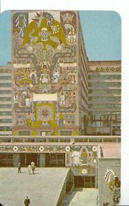 Mexico Postcard - Secretaria De Comunicaciones Y Obras Publicas - Ref 18635A