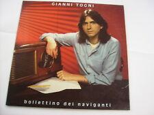 GIANNI TOGNI - BOLLETTINO DEI NAVIGANTI - LP VINYL EXCELLENT CONDITION 1982