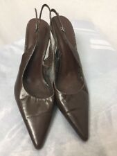 Maripe HEEL POINTED TOE SANDALS SHOES Size 8M