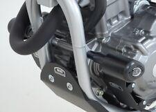 R&G Crash Protectors Aero Style for Honda CRF250L (2013 -2017)       Black