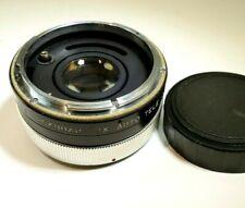 Rokunar 2X Tele-converter lens for Canon FD mount teleconverter