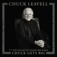 CHUCK LEAVELL:CHUCK GETS BIG - BRAND NEW & SEALED CD