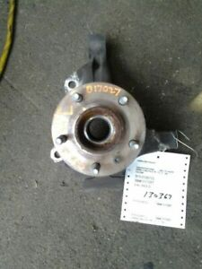 Driver Front Spindle/Knuckle VIN W 4th Digit Limited Fits 06-16 IMPALA 130367