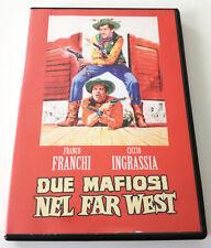 DUE MAFIOSI NEL FAR WEST (1964) FILM DVD FRANCO E CICCIO SPED GRATIS SU+ACQUISTI