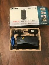 D-Link DIR-645 Amplifi Whole Home Wireless Router Complete