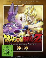 Dragonball Z - Kampf der Götter - Limited Collector's Edition - Blu Ray + DVD