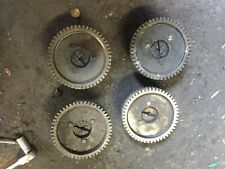 4 Genuine Vw Type 1 T2 Aircooled Engine 3 Rivit Cam Shaft Gear Beetle Split Bay
