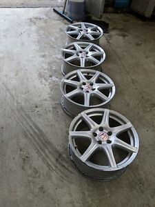 Honda Civic Type R FN2 Wheels