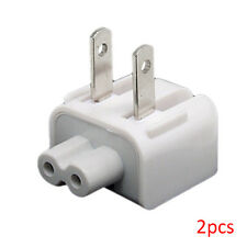 2pcs Apple Magsafe AC Power Adapter US & CAN Replacement Wall Plug Duckhead