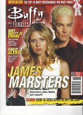 Buffy Angel Official Mag James Marsters Amy Acker Tom Lenk Sean Astin Kristine S
