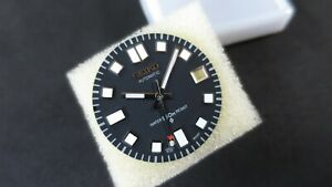 """New SEIKO REPLACEMENT Dial and Hands for Seiko 6105-8110 """"Apocalypse"""" Divers"""