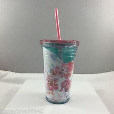 Starbucks Cherry Blossom 16 oz Cold Cup To Go Insulated 2016
