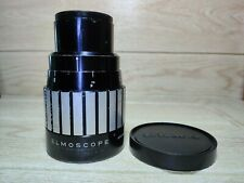Elmoscope Anamorphic Sn.101262 Sold As Is