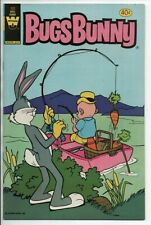 Bugs Bunny #222 1980 Whitman Variant VF