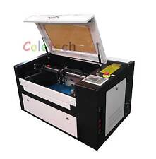 50W CO2 Laser engraver inc Rotary by air express 5-7days delivery Factory Outlet