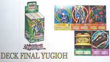 Yu-Gi-Oh! Custom Anime Orica - YUGIOH DECK FINAL COMPLETE - 54 CARDS  FOR KIDS