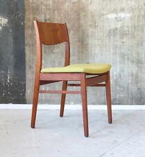 60er Teak Stuhl Neubezug Danish Mid-Century 60s Chair Vintage 50s