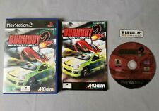 Burnout 2 Point of Impact | Jeu Sony PS2 en VF | Version PAL
